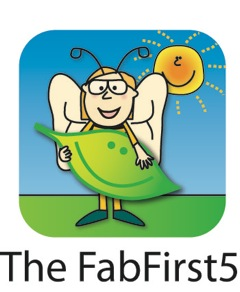 The FabFirst5 App icon