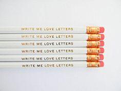 loveletter pencils