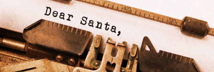 Christmas santatype