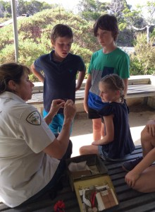 JuniorRanger Easter Your Coastal Connection 2015